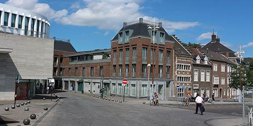 Huisartspraktijk Mosae Forum Maastricht